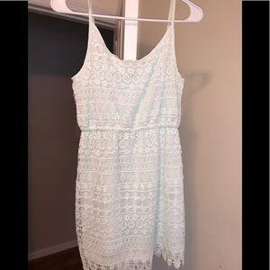 H&M Lace Mini Dress